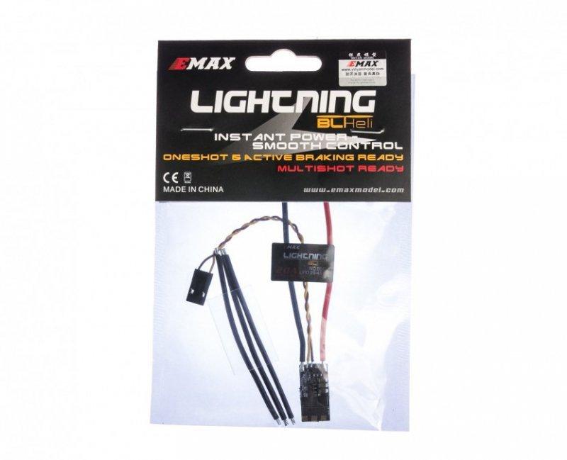 Regulator obrotów Lightning 20A ESC
