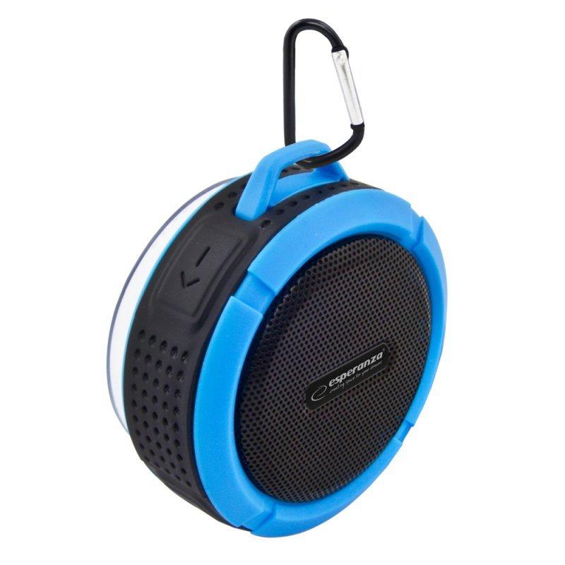EP125KB Esperanza głośnik bluetooth country czarno-niebieski