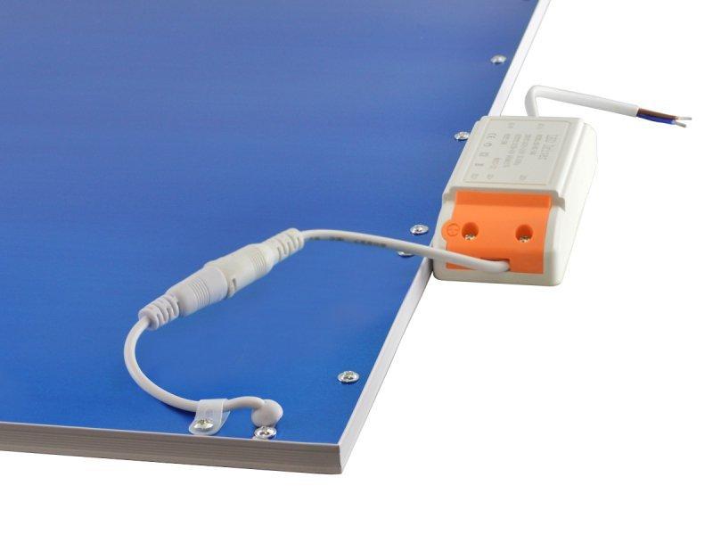 Panel led 120x30 36w lampa sufitowa slim kaseton 6000k zimny