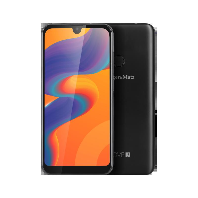 Smartfon Kruger&Matz MOVE 9 czarny
