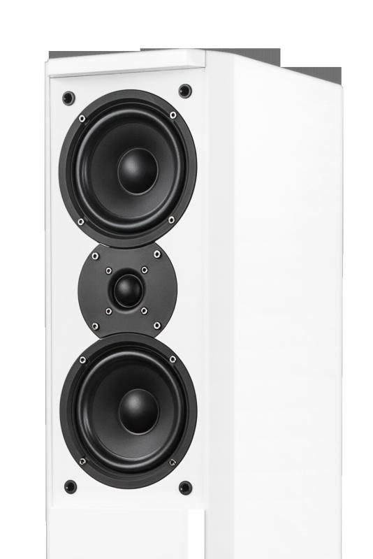 Kolumny głośnikowe aktywne Kruger&Matz  Passion, zestaw 2.0, kolor biały