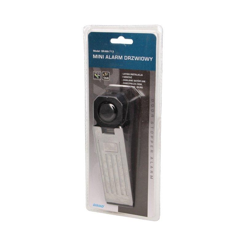 Mini alarm drzwiowy, bateryjny