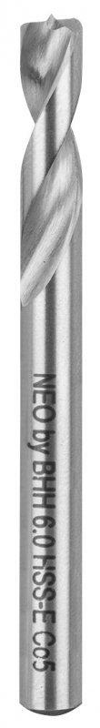 Wiertła do zgrzewów, HSS-E Co5,6.0-10.0 mm,  zestaw 3 szt.