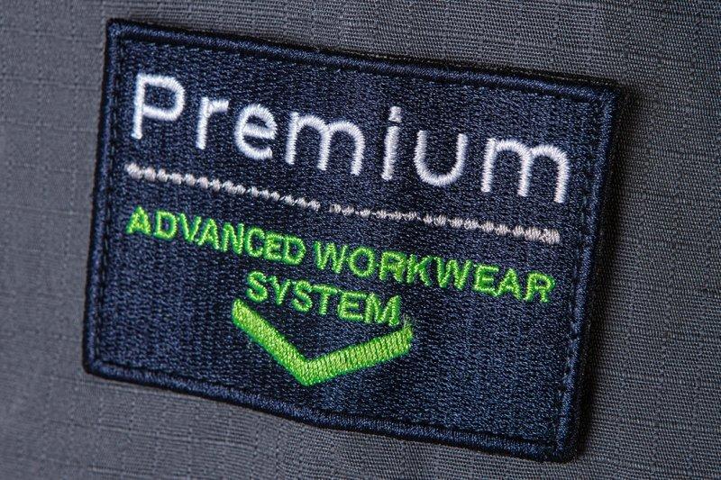 Bluza robocza PREMIUM, 100% bawełna, ripstop, rozmiar S