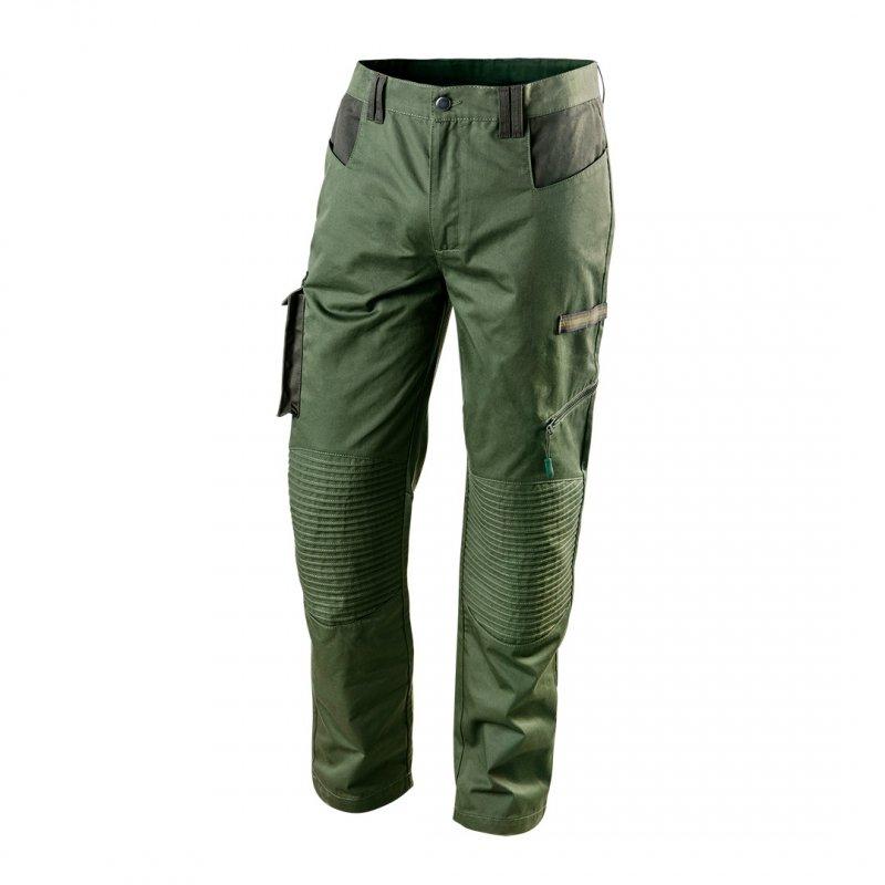Spodnie robocze CAMO olive, rozmiar XS
