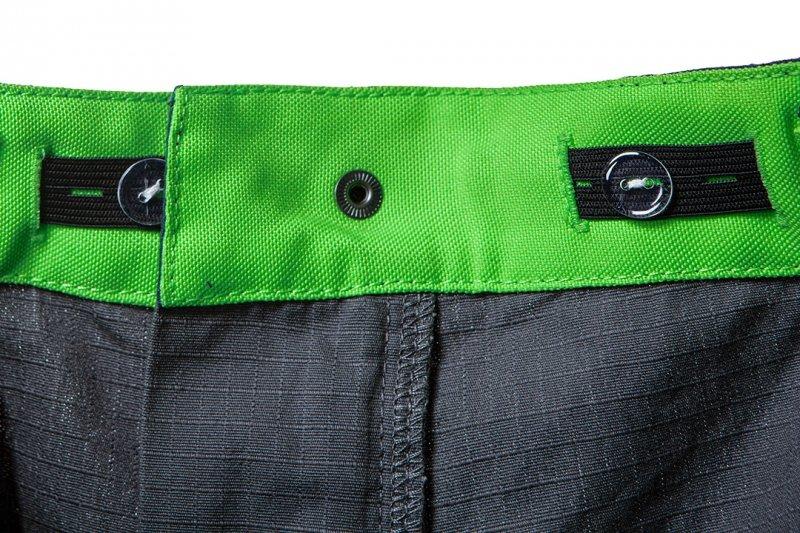 Spodnie robocze PREMIUM, 100% bawełna, ripstop, rozmiar M