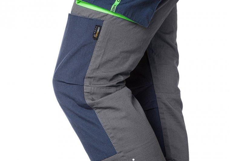 Spodnie robocze PREMIUM, 100% bawełna, ripstop, rozmiar XXL