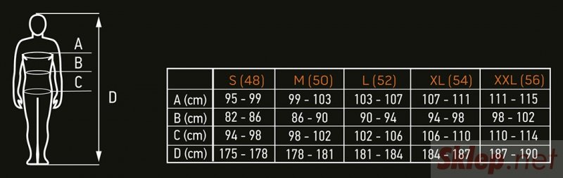 Kurtka z membraną 8000 PREMIUM, ocieplenie PrimaLoft, rozmiar M