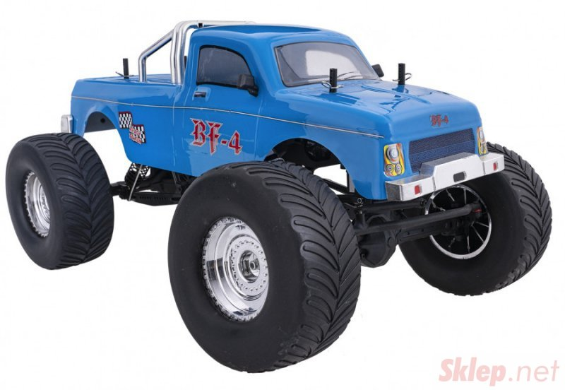 BF-4 1:10 4WD 2.4GHz RTR - R0246BLU