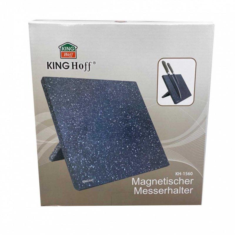 STOJAK BLOK MAGNETYCZNY NA NOŻE KINGHOFF KH-1560