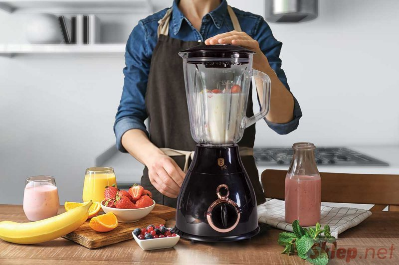 BLENDER BERLINGER HAUS BH-9025 BLACK ROSE
