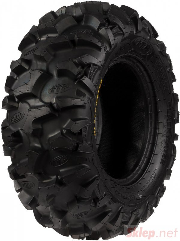 ITP BLACK WATER EVOLUTION 27x9R12(230/85R12) TL 8PR 6P0064 NHS Made in USA