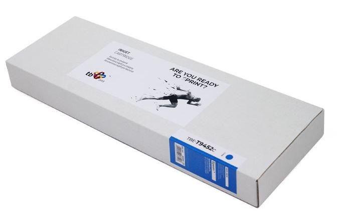 Tusz do Epson WF-C5210 TBE-T9452C błękitny 100% nowy