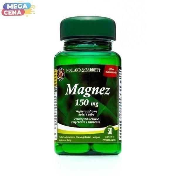 Magnez 30 Kapletek 150mg