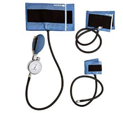 RIESTER Babyphon-Minimus II bez stetoskopu Ciśnieniomierz zegarowy