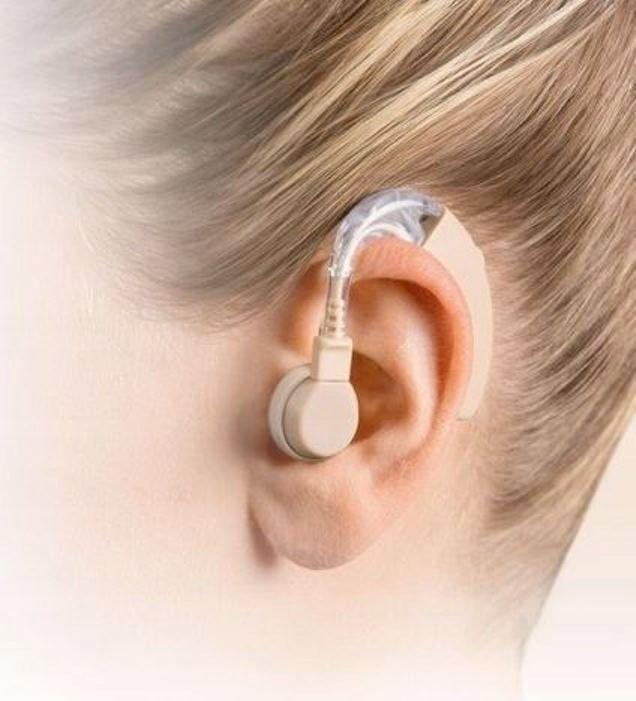 BEURER HA20 MEDICAL Aparat do poprawy słuchu