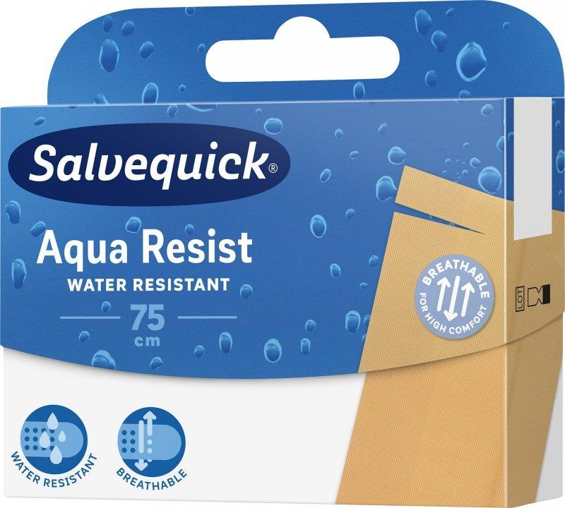 Salvequick Aqua Resist -75 cm Zestaw plastrów wodoodpornych