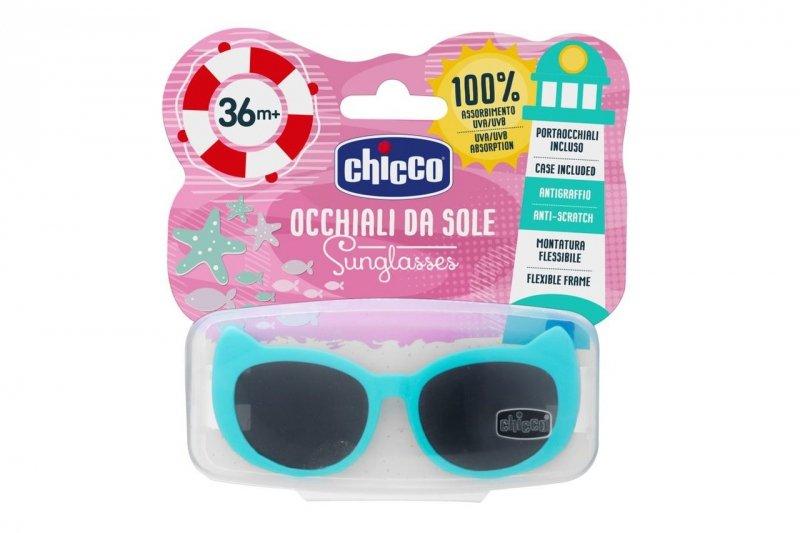 CHICCO MY20 36M+ GIRL  Okulary przeciwsłoneczne dla dzieci 36M+