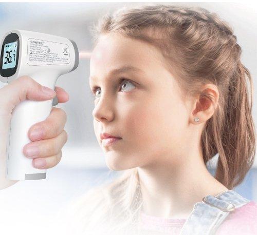 CONTEC TP500 /opk. 50 szt Termometr  bezdotykowy