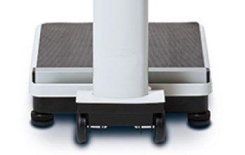 SECA 799 Elektroniczna waga kolumnowa z funkcją BMI i wzrostomierzem
