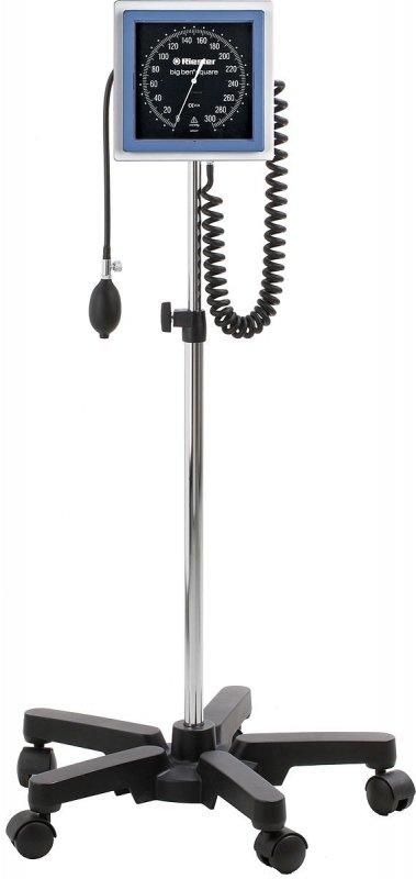 Riester Big Ben-24 - 32 cm RIESTER 1478 do jezdnego kwadratowego Duży lekarski ciśnieniomierz zegarowy