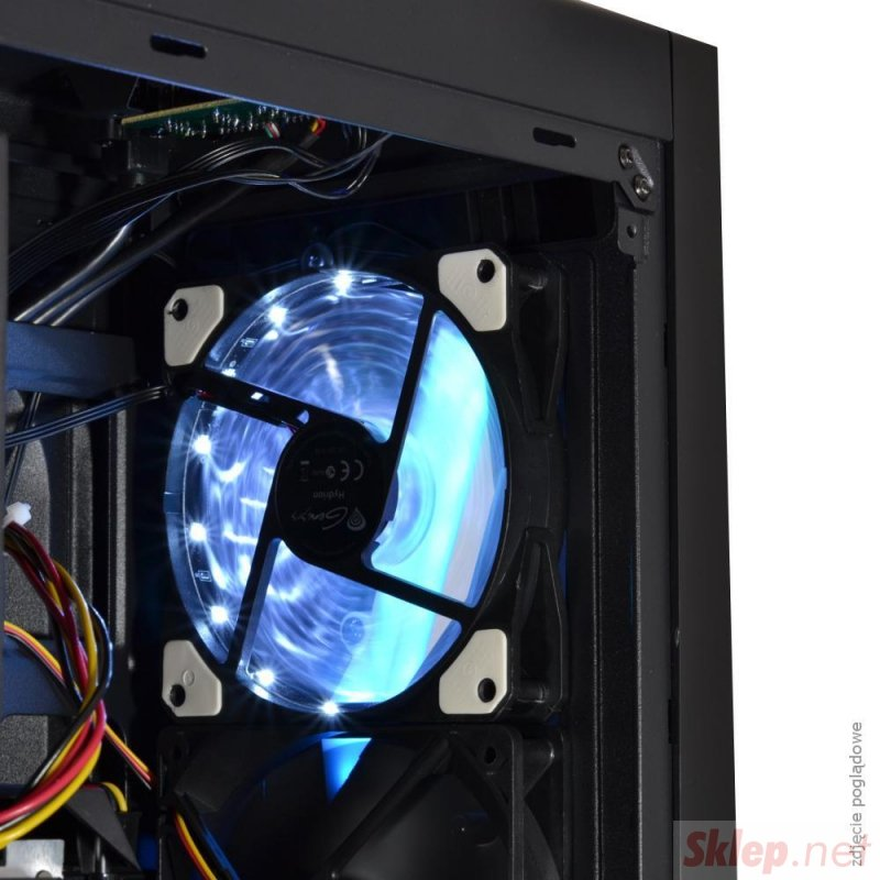 Komputer do gier NTT Game X - i7-9700F, RTX 2060 SUPER 8GB, 16GB RAM, 1TB HDD, 480GB SSD, W10