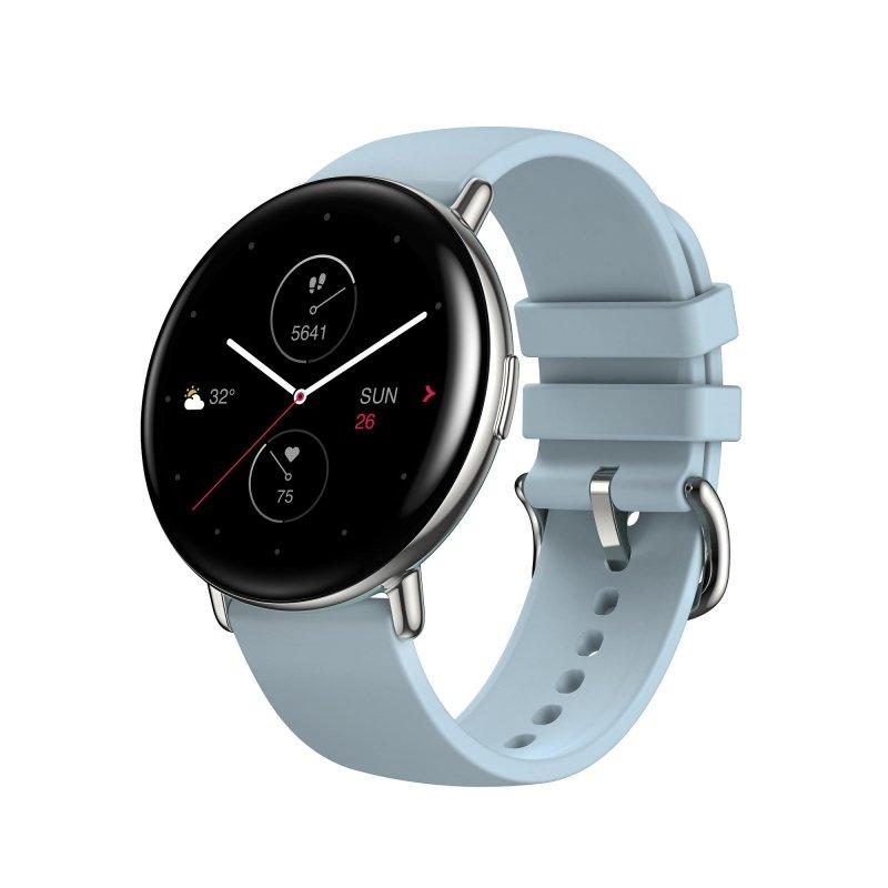 Smartwatch Amazfit Zepp E Round (jasnoniebieski)