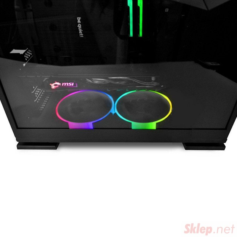 KOMPUTER DO GIER HIRO 301 - AMD RYZEN 5 5600X, RTX 3060 12GB, 16GB RAM, 512GB SSD, W10