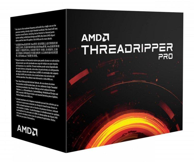 Procesor AMD Ryzen Threadripper PRO 3975WX (128M Cache, up to 4,2 GHz)