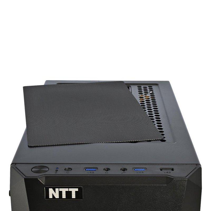 Komputer do gier NTT Game S - Ryzen 3 4300GE, AMD Vega 6, 8GB RAM, 240GB SSD, W10