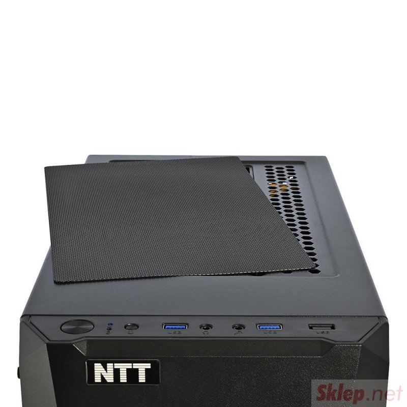 Komputer do gier NTT Game R - Ryzen 5 1600, GTX 1660 6GB, 8GB RAM, 240GB SSD, W10