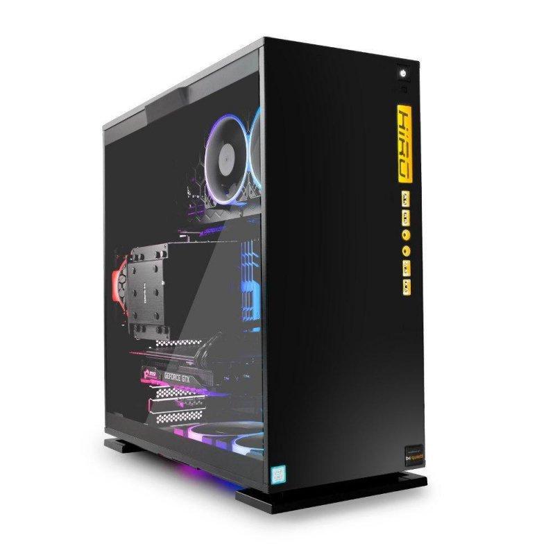 KOMPUTER DO GIER HIRO 303 - INTEL I9 10900K, RTX 3070Ti 8GB, 16GB RAM, 1TB SSD, W10