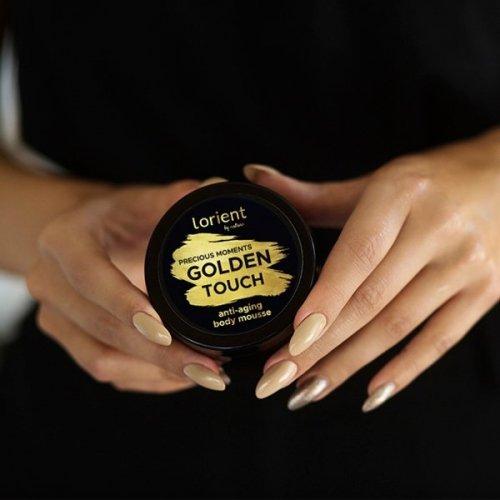 Mus do ciała GOLDEN TOUCH - Rozświetlający