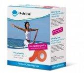K-Active Kinesiology Tape Elite kolor pomarańczowy 5cm/5m (Nitto)