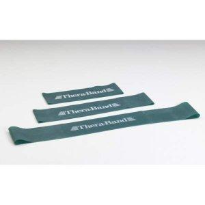 Loop - 7,6 x 30,5 cm obręcz taśma Thera Band zielona