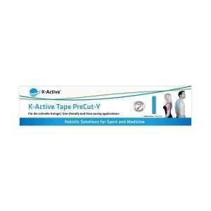 K-Active® Kinesiologytape Tape PreCut Lymphatic 20 APLIKACJI