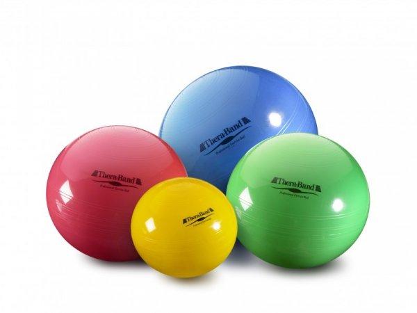 Piłka gimnastyczna TB 45 cm żółta