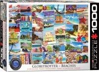 Puzzle 1000 Plaże Globetrotter 6000-0761