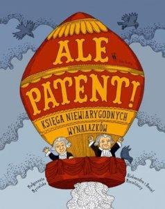 Ale patent księga niewiarygodnych wynalazków