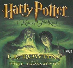 CD MP3 Harry Potter i książę półkrwi Tom 6