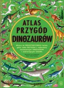 Atlas przygód dinozaurów