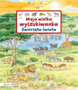 Moja wielka wyszukiwanka zwierzęta świata