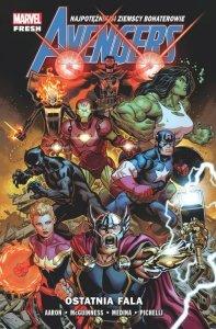 Ostatnia fala. Avengers. Tom 1