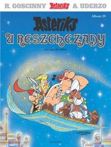 Asteriks u Reszechezady. Tom 28