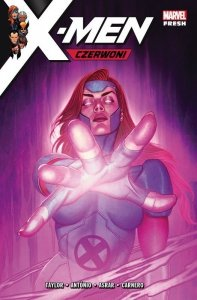 Czerwoni. X-Men. Tom 1