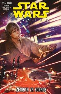 Zemsta za zdradę. Star Wars Komiks. Tom 13