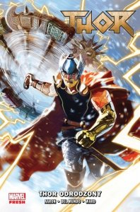 Thor odrodzony. Tom 1