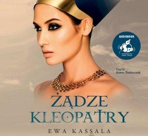 CD MP3 Żądze Kleopatry