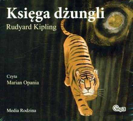 CD MP3 Księga dżungli wyd. 2010