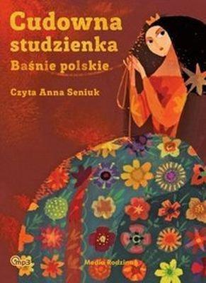 CD MP3 Cudowna studzienka baśnie polskie